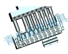 山东自动化抽油杆模具