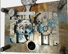 压铸-电机壳体