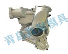 汽车水泵模具