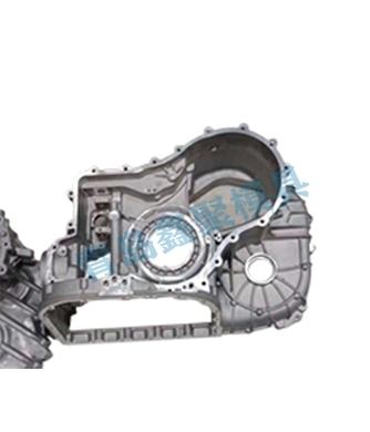 发动机壳体样件