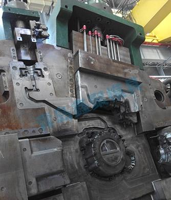 发动机壳体模具